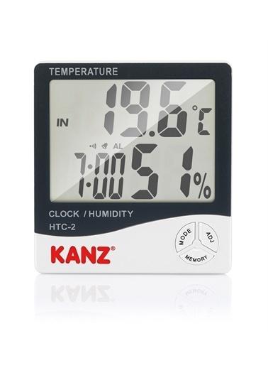 Kanz Kanz Htc2 Dijital Sıcaklık Ve Nem ÖlÇer Termometre Renkli